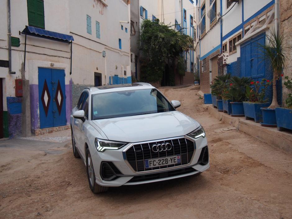 Audi, Audi Q3, Q3, essai, testdrive, maroc, SUAudi, Audi Q3, Q3, essai, testdrive, maroc, SUV