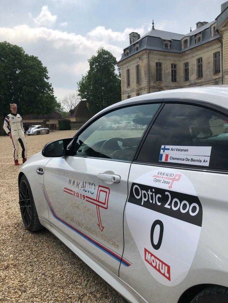clemence de bernis, rallye, ari vatanen, sport auto, tour auto, tour auto 2019, rallye auto, voitures anciennes