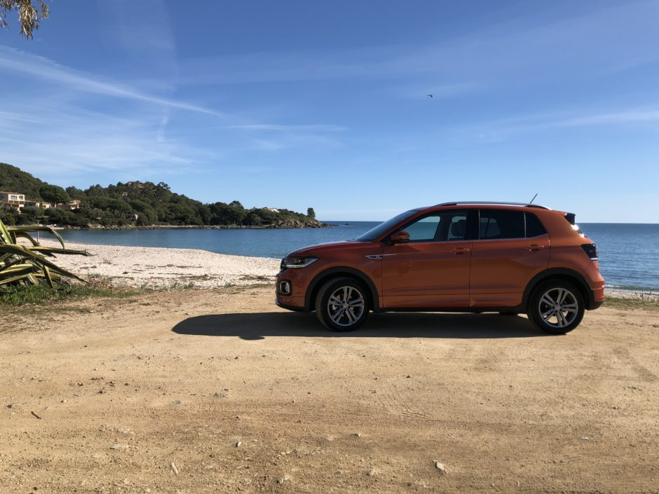 Volkswagen, Volkswagen T-Cross, T-Cross, essai, testdrive, corse, suv, sur urbain