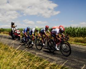 tour de france, tour de france 2019, cyclisme, alaphilippe, barguil, krys, char, caravane