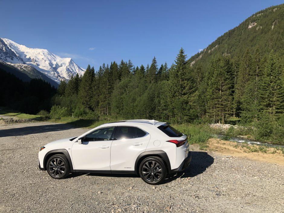 Lexus, UX, UX 250h, Lexus UX, essai, testdrive, roadtrip, profile, vehicule hybride