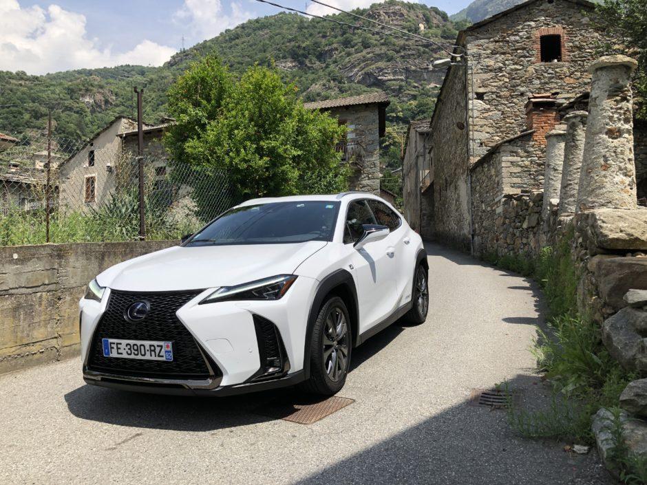 Lexus, UX, UX 250h, Lexus UX, essai, testdrive, roadtrip, cesnola, italie