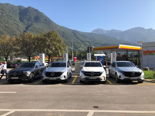SUV, SUV electrique, vehicule electrique, mercedes, mercedes eqc, eqc, testdrive, recharge
