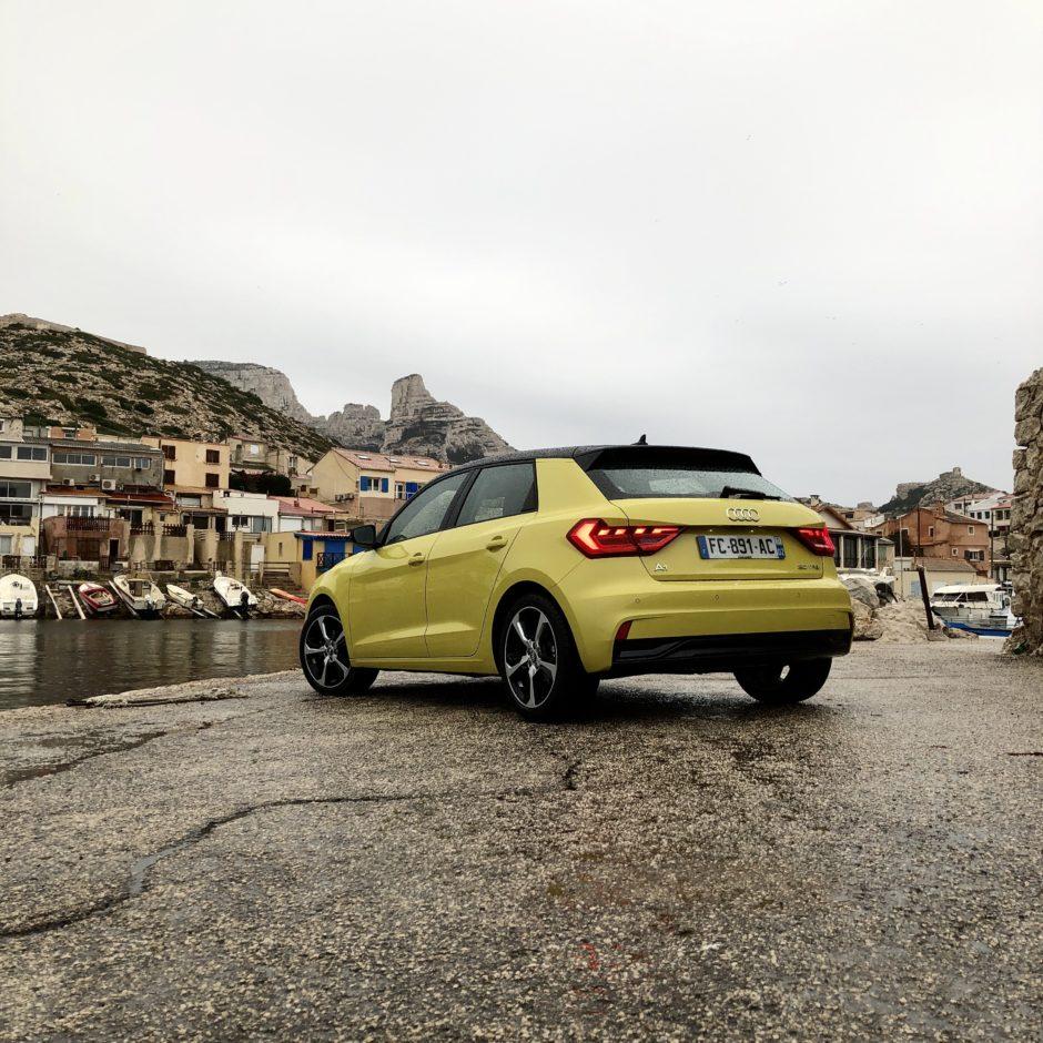 Audi A1, testdrive, essai, citadine,