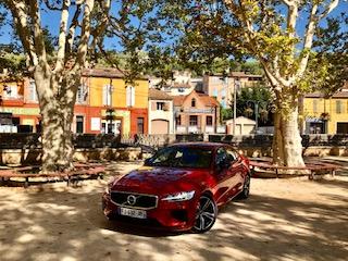 Volvo, S60, berline, vehicule hybride, essai, berline