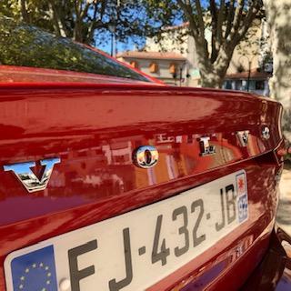 Volvo, S60, berline, vehicule hybride, essai