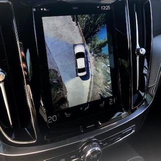 Volvo, volvo S60, S60, berline, vehicule hybride, essai, camera 360