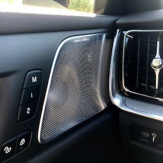 Volvo, volvo S60, S60, berline, vehicule hybride, essai, enceinte