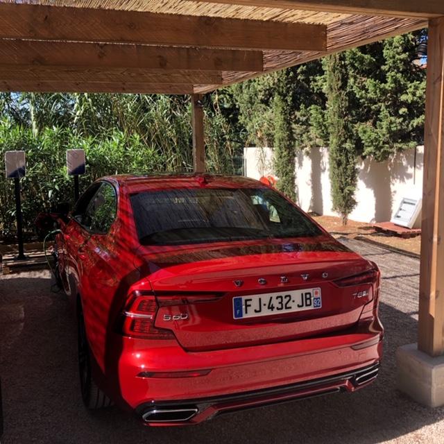 Volvo, S60, berline, vehicule hybride, essai, hybride rechargeable