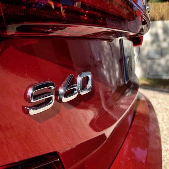 Volvo, volvo S60, S60, berline, vehicule hybride, essai
