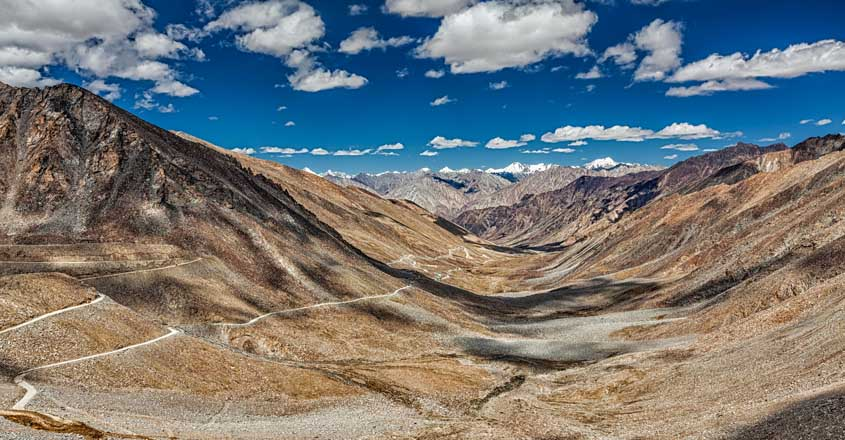 plus belles routes du monde, plus beaux cols du monde, col de montagne, inde, himalaya, plus haute route du monde, Khardung La