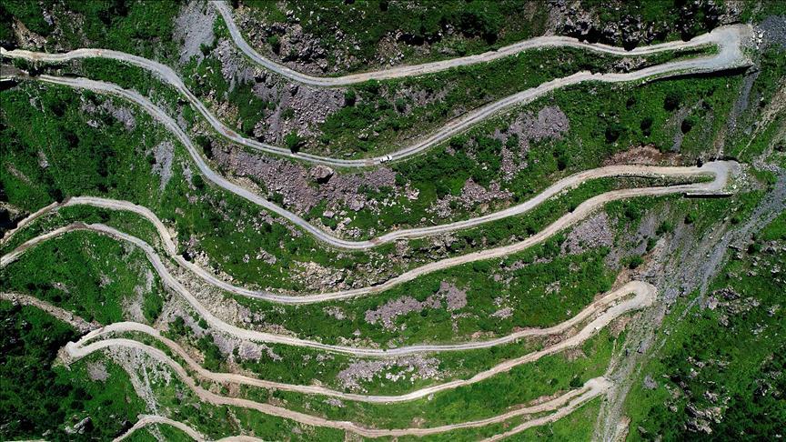 virages de derebasi, turquie, plus belles routes du monde, plus beaux cols du monde,