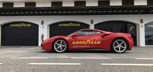 ascari, circuit ascari, circuit, goodyear, pneus, eagle F1, supercar