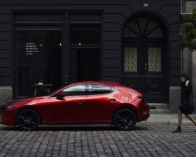 Mazda, Mazda3, berline, compacte, voiture féminine de l'année, voiture de femme, voiture féminine