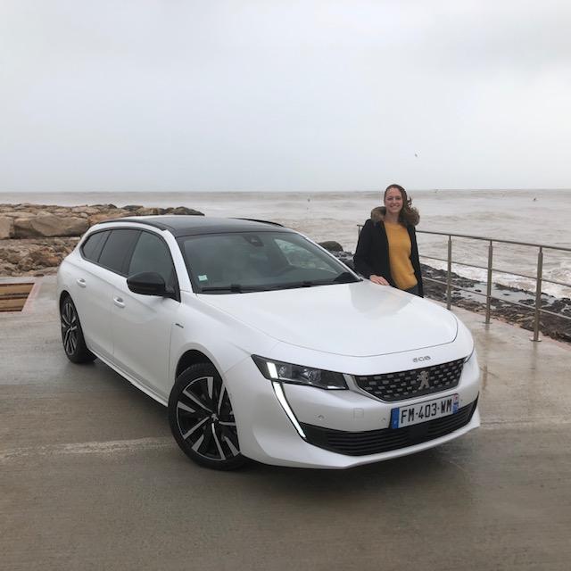 Peugeot, peugeot 508, 508, 508 SW, 508 hybrid, 508 SW hybrid, voiture électrique, mobilité durable, essai, testdrive, clémence de bernis