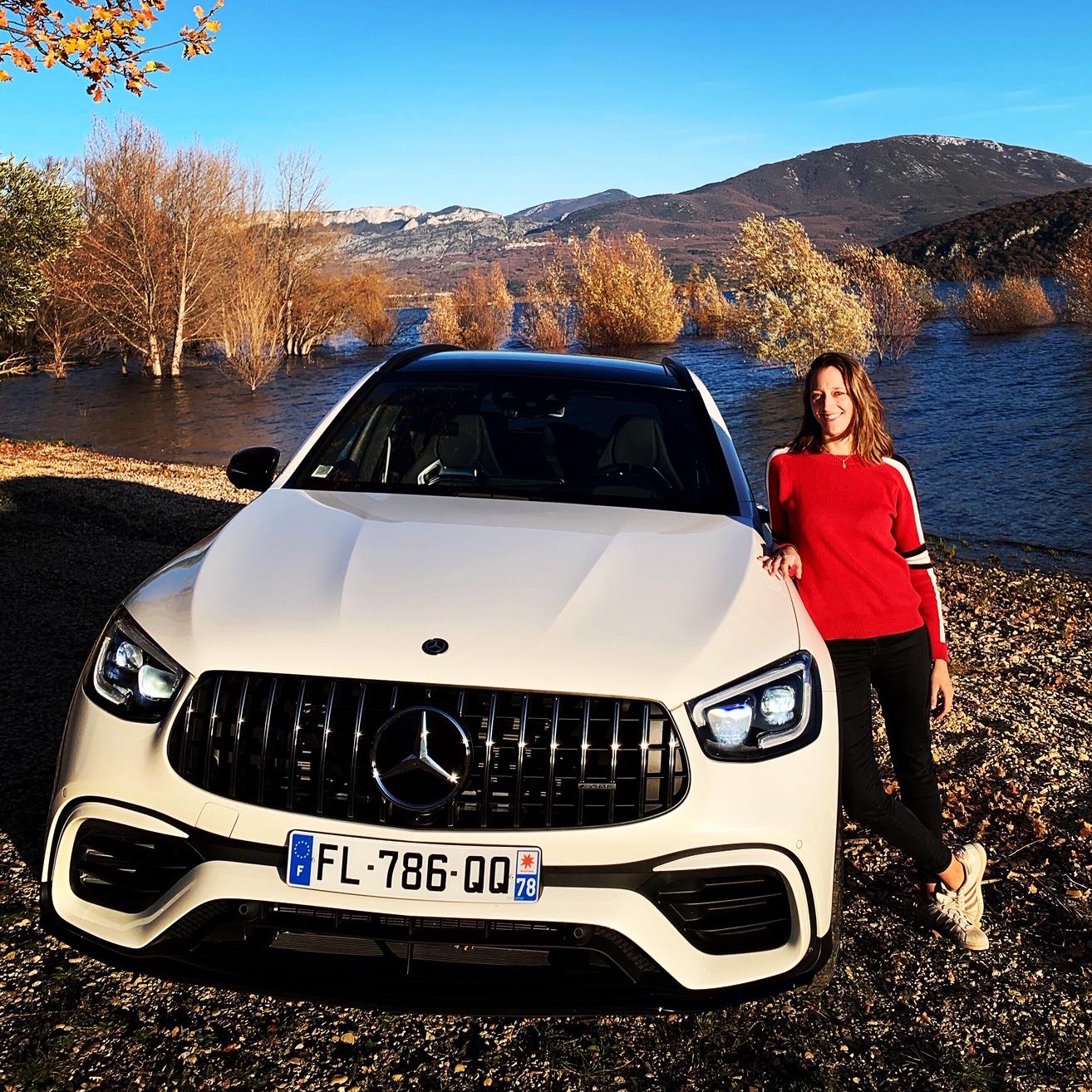 Mercedes AMG GLC 63S, AMG, Mercedes, SUV, SUV premium, SUV sport, GLC, essai, testdrive, clemence de bernis