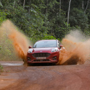 ford puma, ford, puma, suv, roadtrip, guyane, m6 turbo