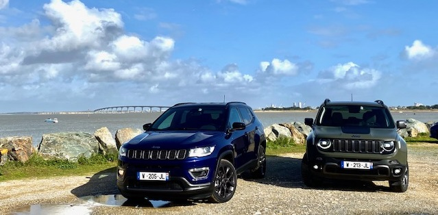 Jeep, compass, jeep compass, 4xe, hybride, renegade, 4x4, SUV