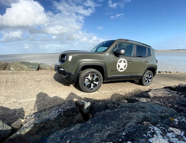 Jeep, renegade, jeep renegade, Jeep 4xe, 4xe, hybride