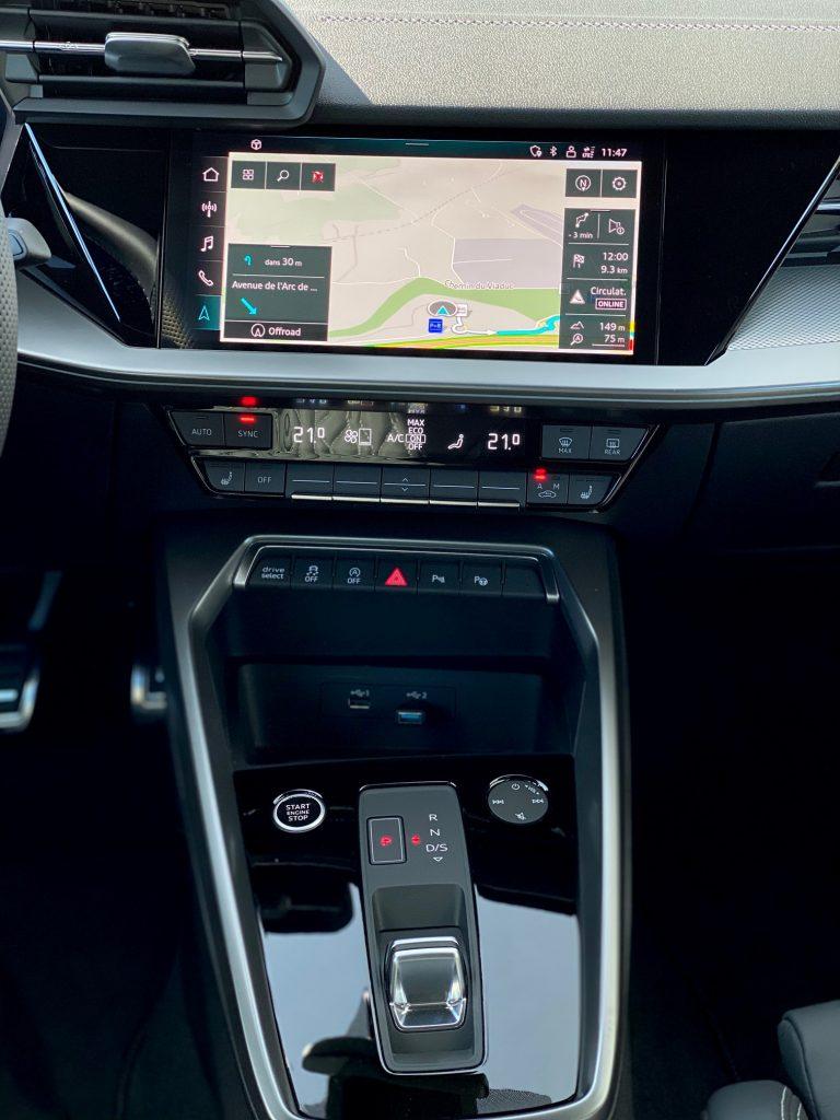 audi A3, audi, a3, A3 sportback, berline, compacte, essai