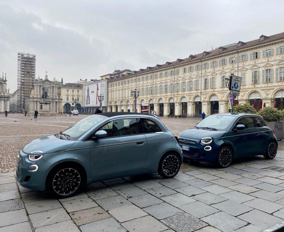 fiat, fiat 500, 500e, Fiat 500 electrique, essai, citadine, citadine electrique, berline, cabriolet