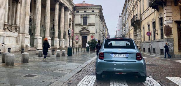 fiat 500, 500e, Fiat 500 electrique, essai, citadine, citadine electrique, fiat 500e