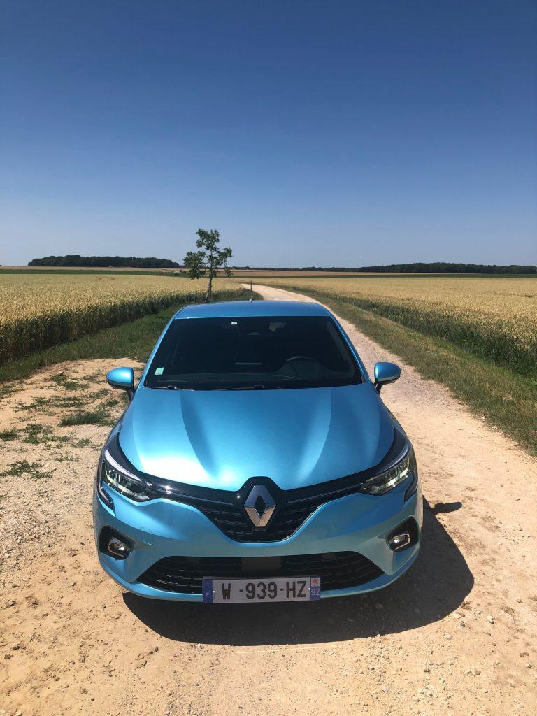 renault, clio, essai auto, citadine, citadine hybride, voiture hybride, Renault Clio E-Tech