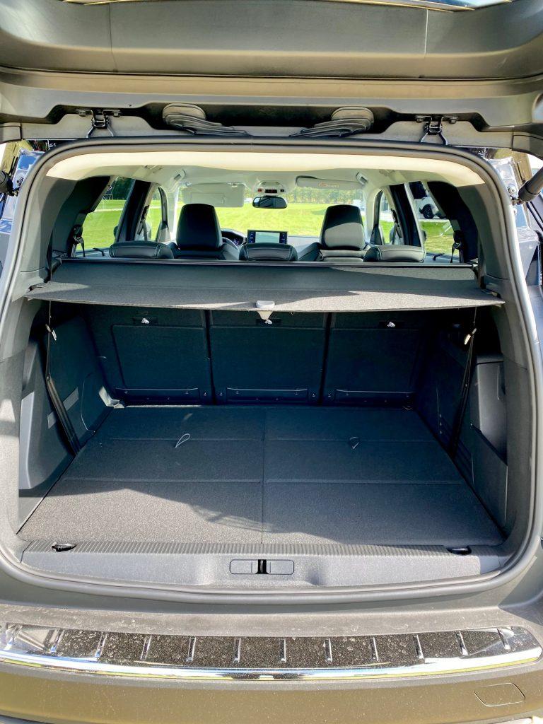 5008, peugeot, peugeot 5008, SUV, voiture familiale, essai, testdrive, 7 places, coffre