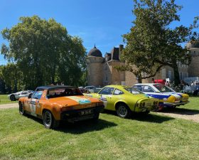 tour auto, rallye auto, rallye regularite, rallye anciennes, voitures de collection, report, M6 turbo