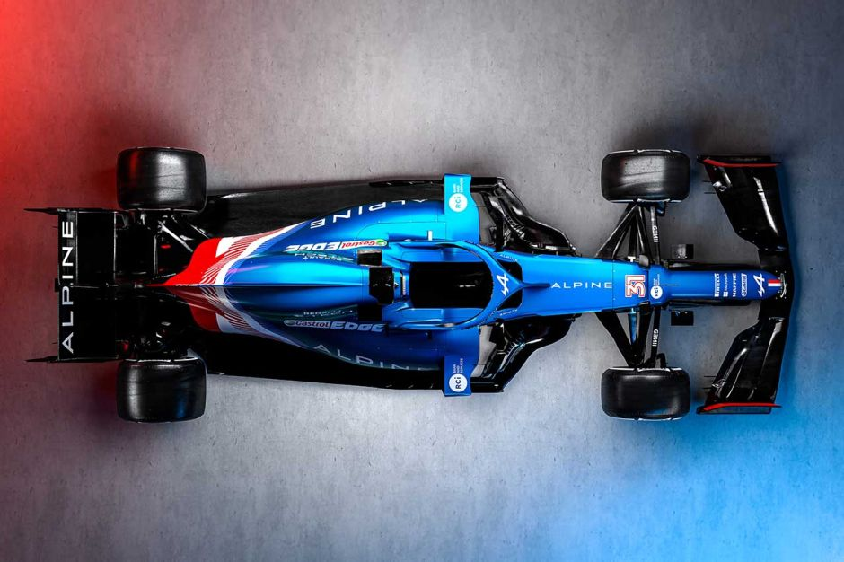 alpine, alpine F1 team, Alpine A521, A521, F1, Formule 1, sport auto, renault sport, alpine F1