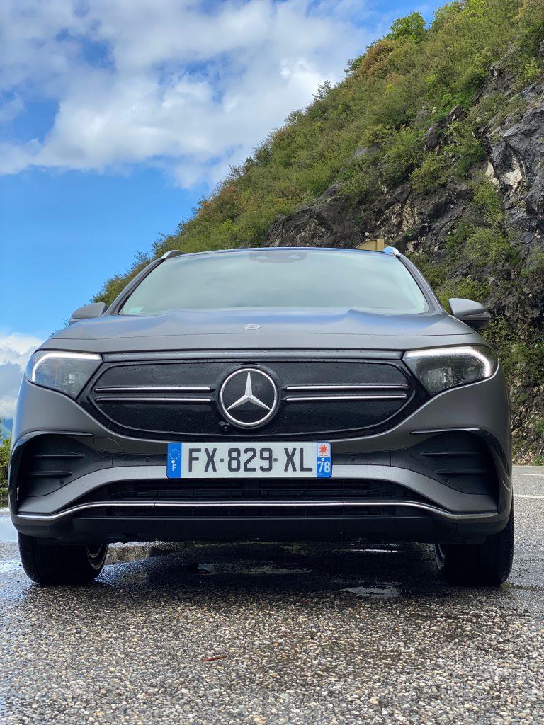 Mercedes EQA 250, Mercedes, EQA, SUV, SUV compact, SUV electrique,