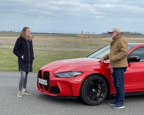 BMW, M4 competition, BMW M4, circuit, BMW M, voiture de sport, berline, clemence de bernis, M6 turbo, dominique chapatte