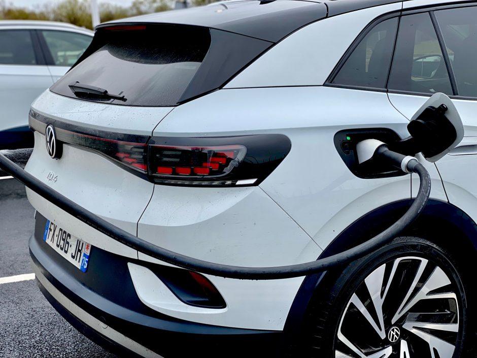 volkswagen, ID.4, volkswagen ID.4, SUV, SUV electrique, voiture electrique, voiture familiale, essai