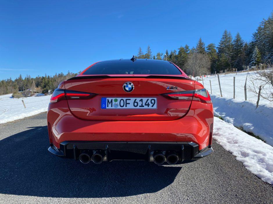 BMW, M4 competition, BMW M4, circuit, BMW M, voiture de sport, berline