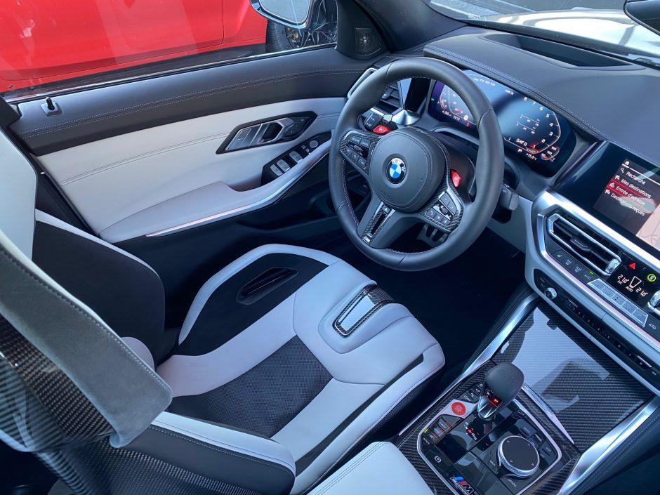 BMW M3 competition, M4 competition, bmw m', voiture de sport, circuit