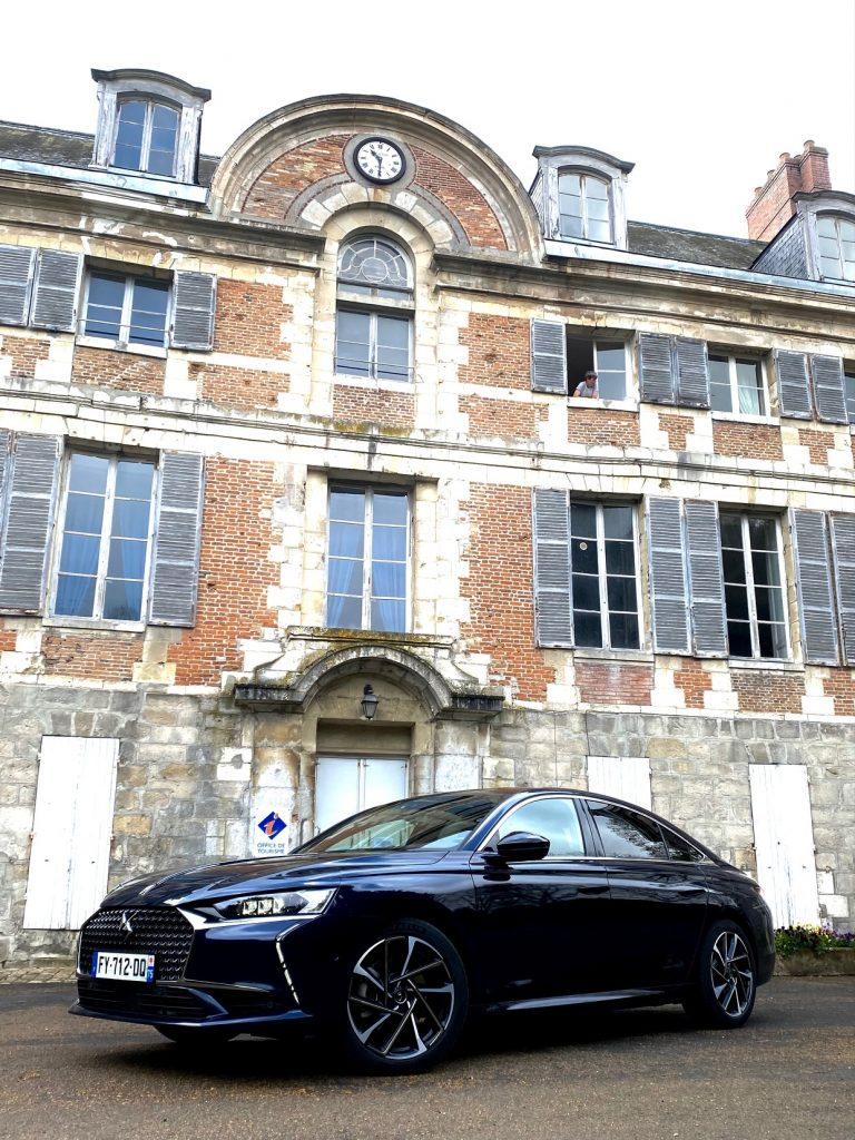 ds9, berline, berline de luxe, berline hybride, essai, voiture francaise