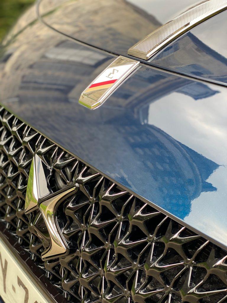 ds9 e-tense, berline, berline de luxe, berline hybride, essai, voiture francaise