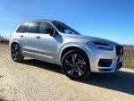 volvo, Volvo XC90, XC90, suv, SUV familial, voiture familial, voiture 7 places, profil