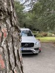 volvo, Volvo XC90, XC90, suv, SUV familial, voiture familial, voiture 7 places, face avant