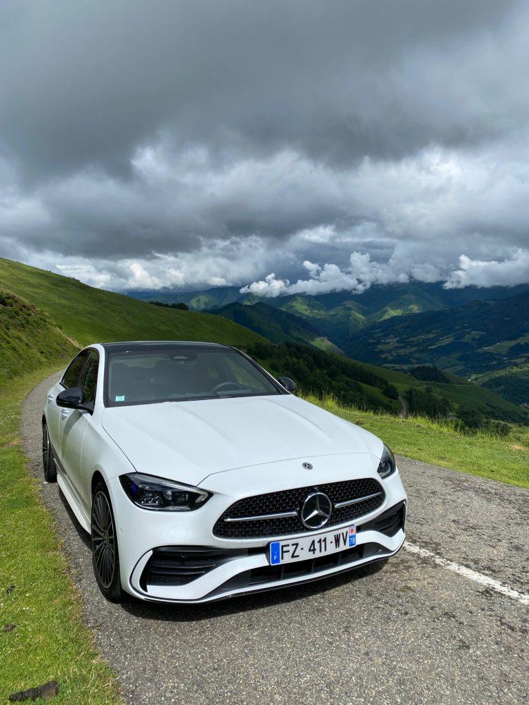 mercedes, classe c, berline premium, classe c 2021, testdrive, essai, berline